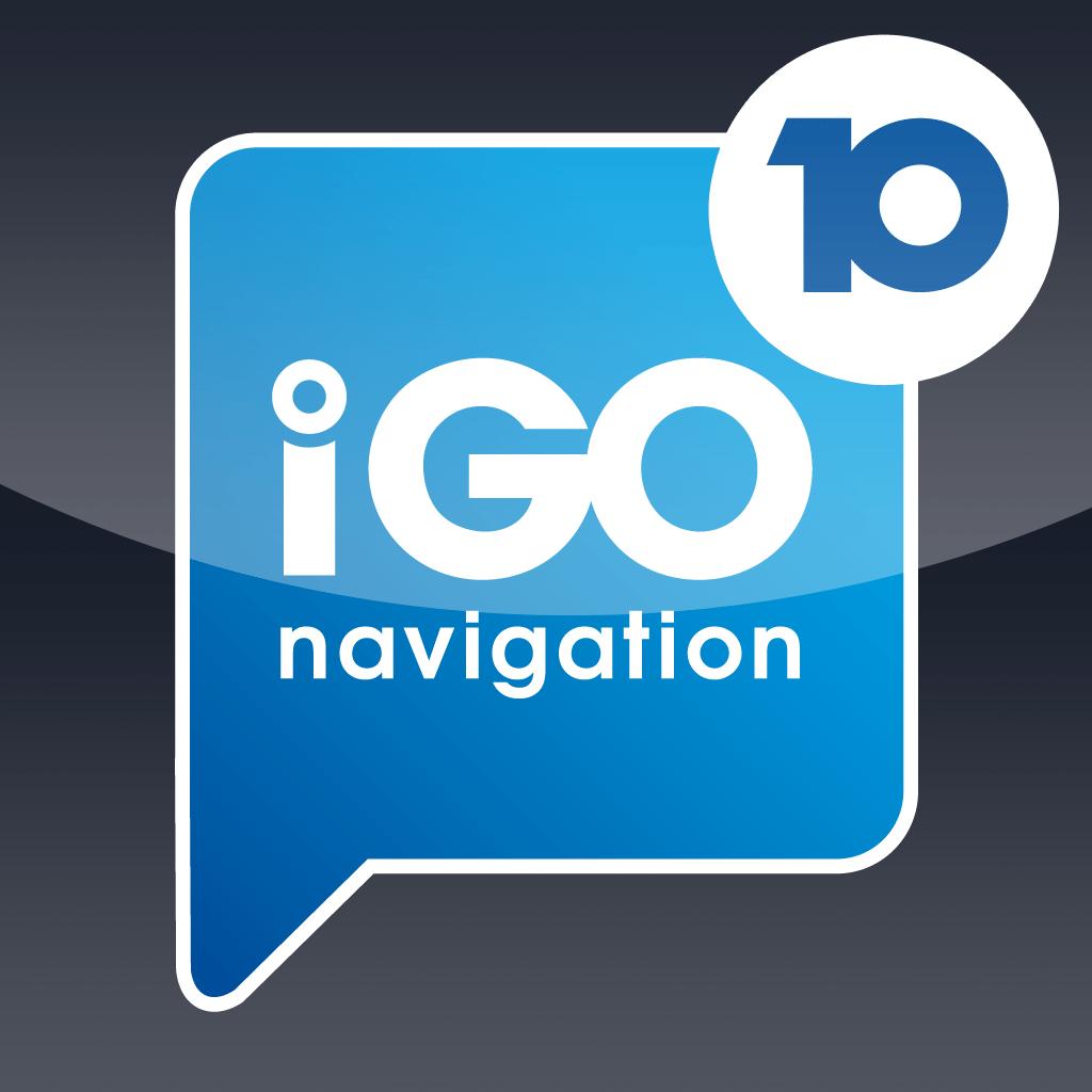 INGYEN navigáció az iGO-tól